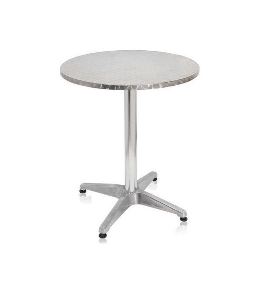 Столы для летних кафе, ресторанов: Стол алюминиевый D-600 мм. 1202DP в АРТ-МЕБЕЛЬ НН
