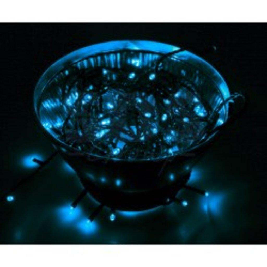 """Светодиодная нить: Гирлянда """"Твинкл Лайт 10 м. LED"""" 100 диодов синий NEON-NIGHT в СВЕТОВОД"""