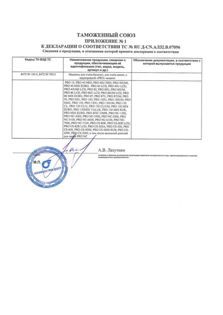 Сортировщики и счетчики монет: PRO CS 80R LCD Сортировщик монет в Рост-Касс