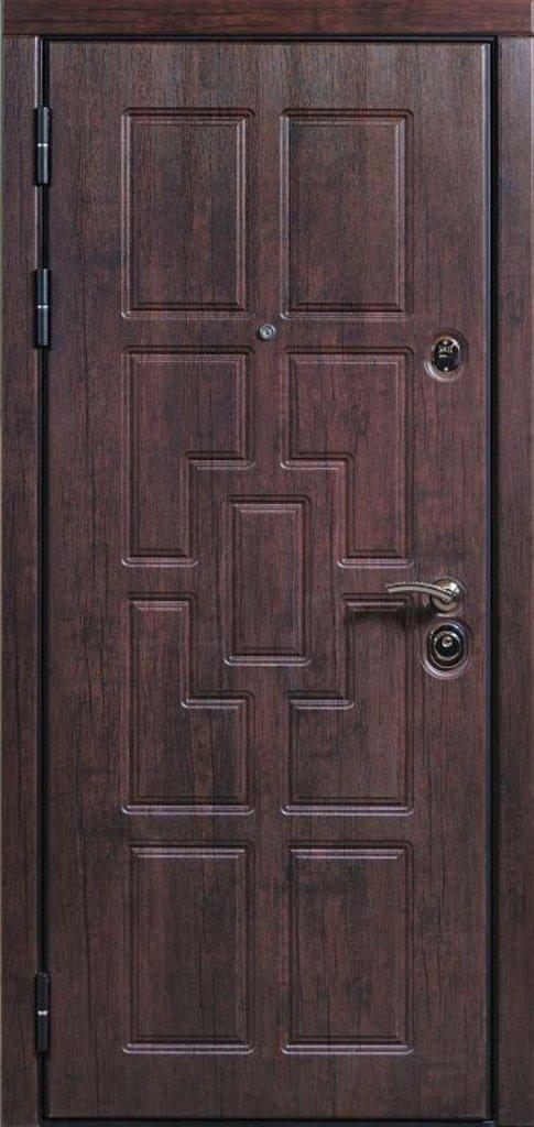 Стальные двери: Дверь металлическая Элит 2 в Мир дверей