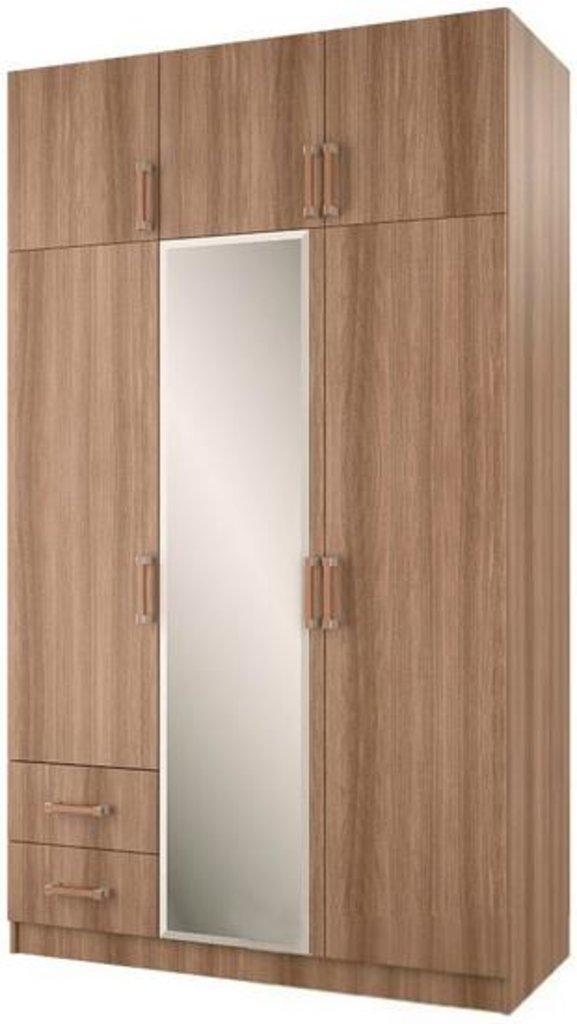 Шкафы: Шкаф 3-х створчатый с ящиками в Vesa
