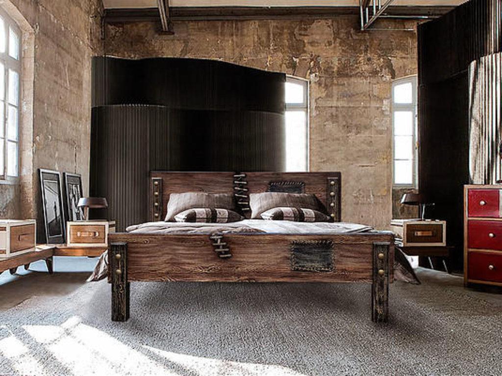 Кровати: Кровать Манхэттен-4 в Золотая рыбка