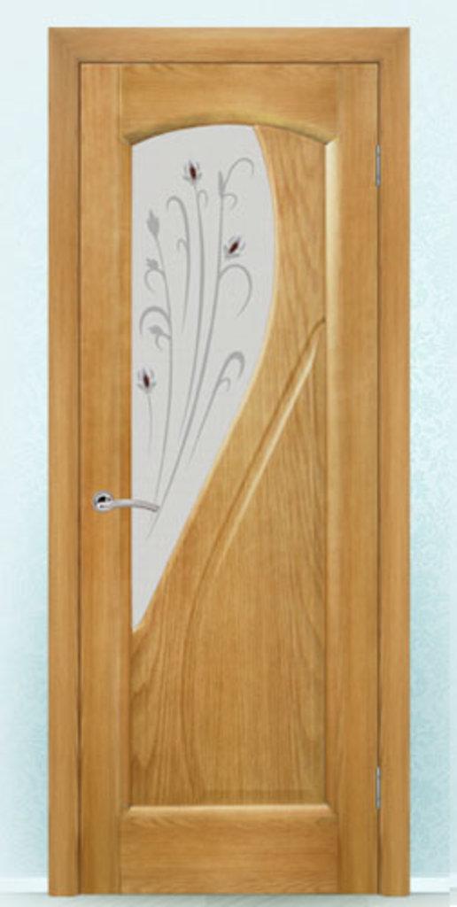 Двери на заказ: Дверь погонажная «Дианит» в ДВЕРИ со склада