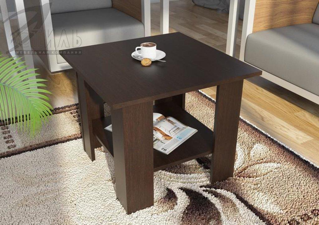 Столы: Журнальный стол №9 в Диван Плюс