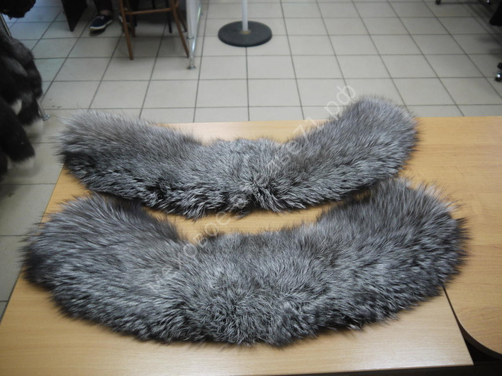 Головные уборы и аксессуары: Воротники из чернобурки в Молодость