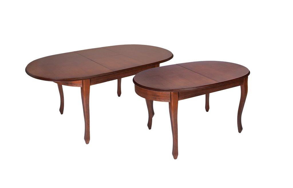 Столы деревянные: Стол Азалия 2 в АРТ-МЕБЕЛЬ НН
