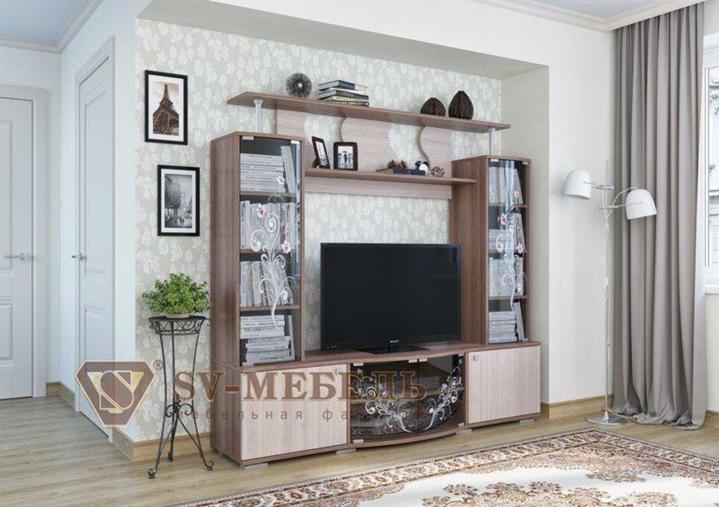 Гостиные: Мебель для гостиной Нота-23 в Диван Плюс