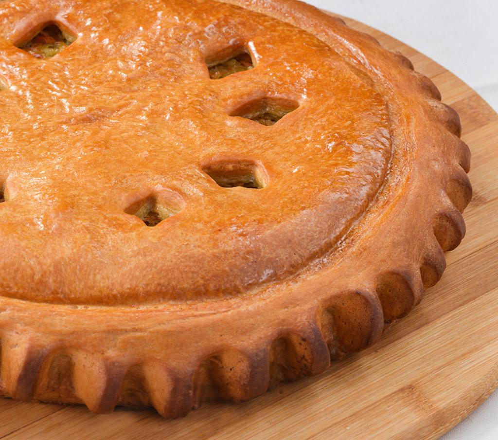 Овощные: Пирог с капустой в Провиант