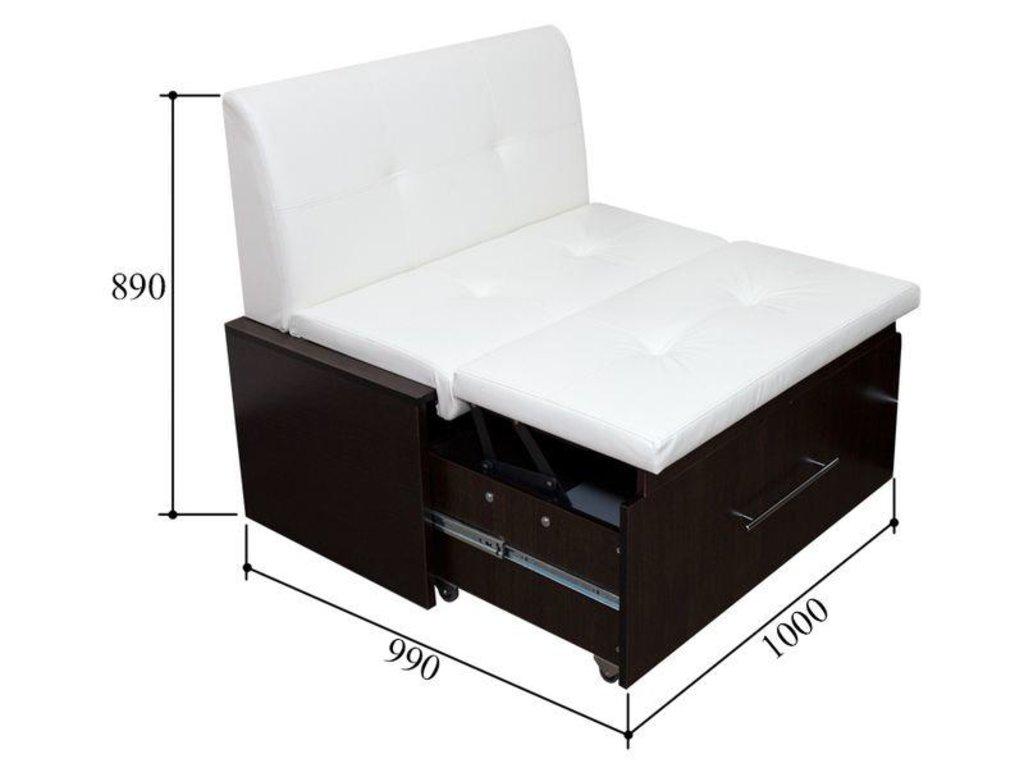 Кухонные скамьи: Скамья СК-50С 1540 в Уютный дом