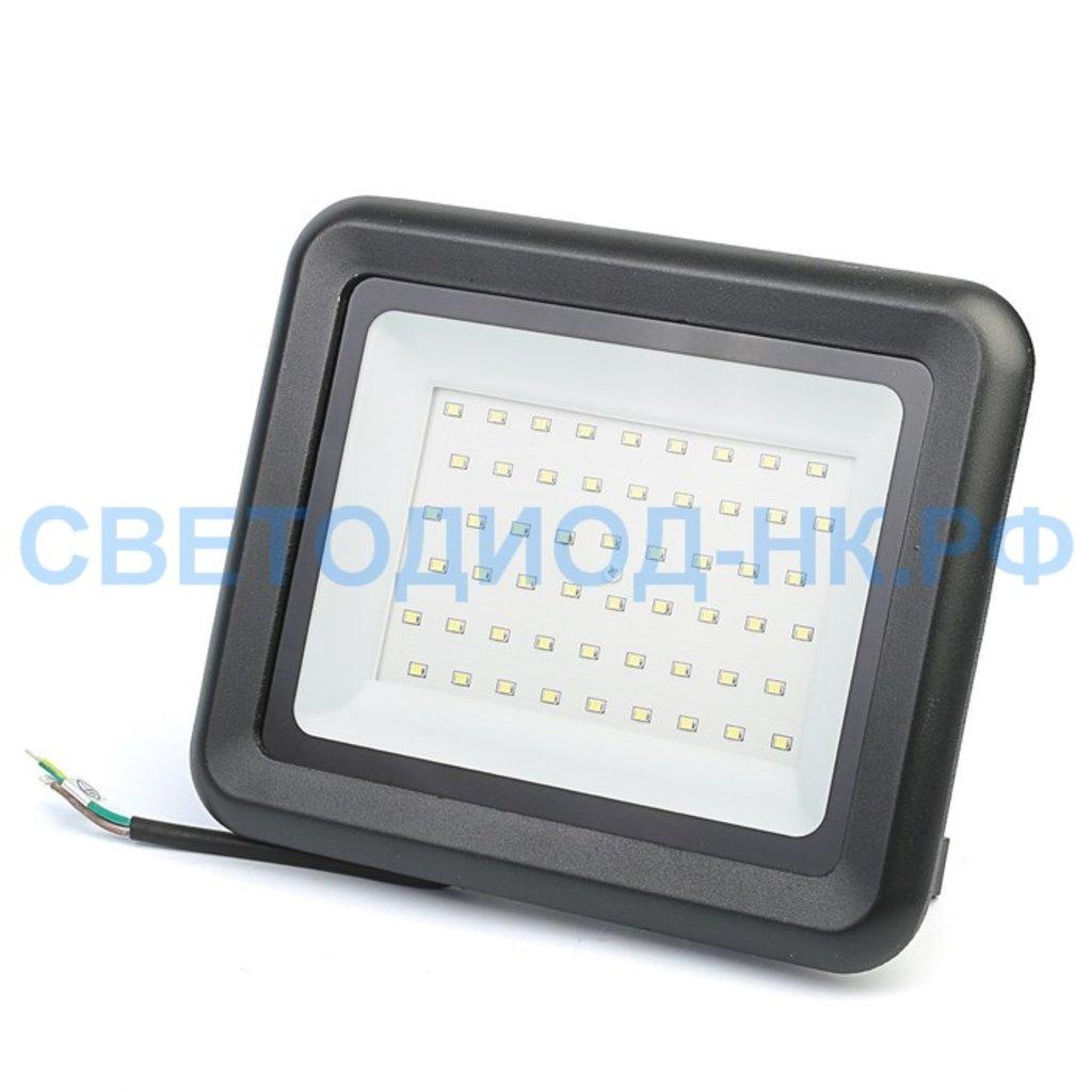 Светодиодные прожекторы: Прожектор светодиодный СДО-5-50 50Вт серии PRO 230В 6500К 3750Лм IP65 в СВЕТОВОД