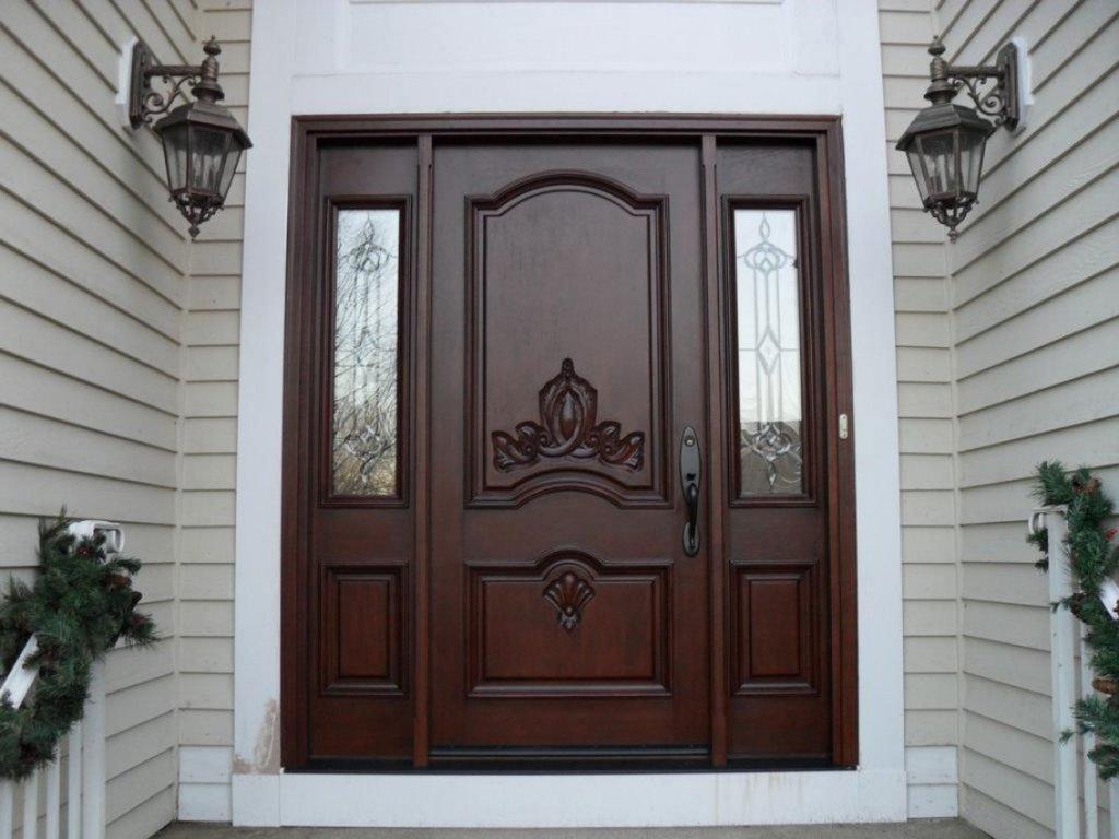 Входные двери: Входные двери в ДЭКО, производственная компания