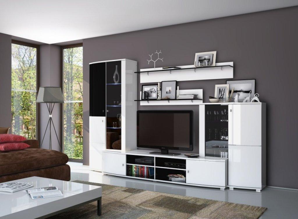 Мебель для гостиных, общее: Гостиная Монако в Стильная мебель