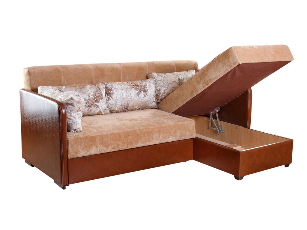 Угловые диваны: Угловой диван Скарлет в Уютный дом