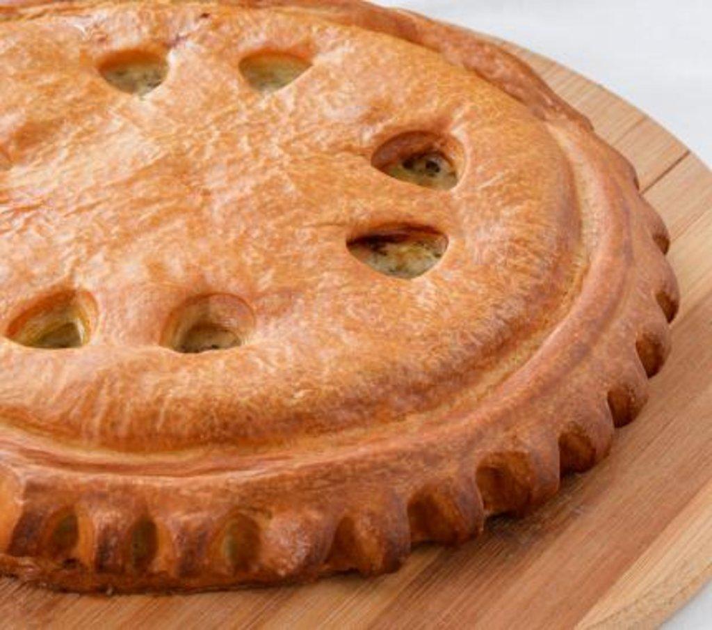 Куриные: Пирог с курицей в Царевы Пироги