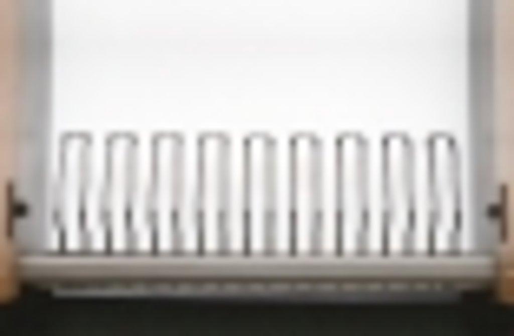 """Мебельная фурнитура """"НОВИНКИ"""": Сушка Ellite 1-уровневая в базу 450/16, отделка титаниум, поддон пластик в МебельСтрой"""