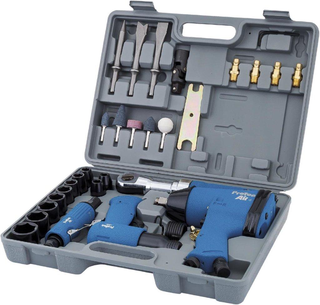 Универсальный инструмент для ремонта и диагностики автомобиля: PA-ATK-32 набор пневмоинструмента в Арсенал, магазин, ИП Соколов В.Л.