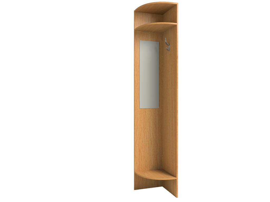 Мебель для прихожих, общее: Вешалка угловая 11 Комфорт в Стильная мебель