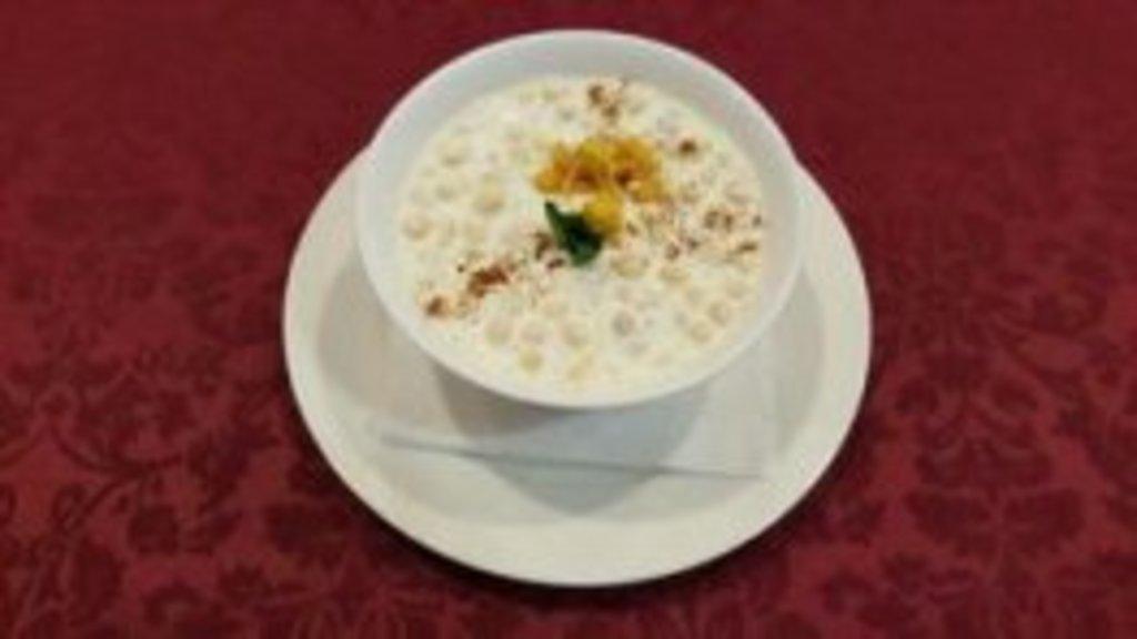 Горячие блюда: Райта в Ganga