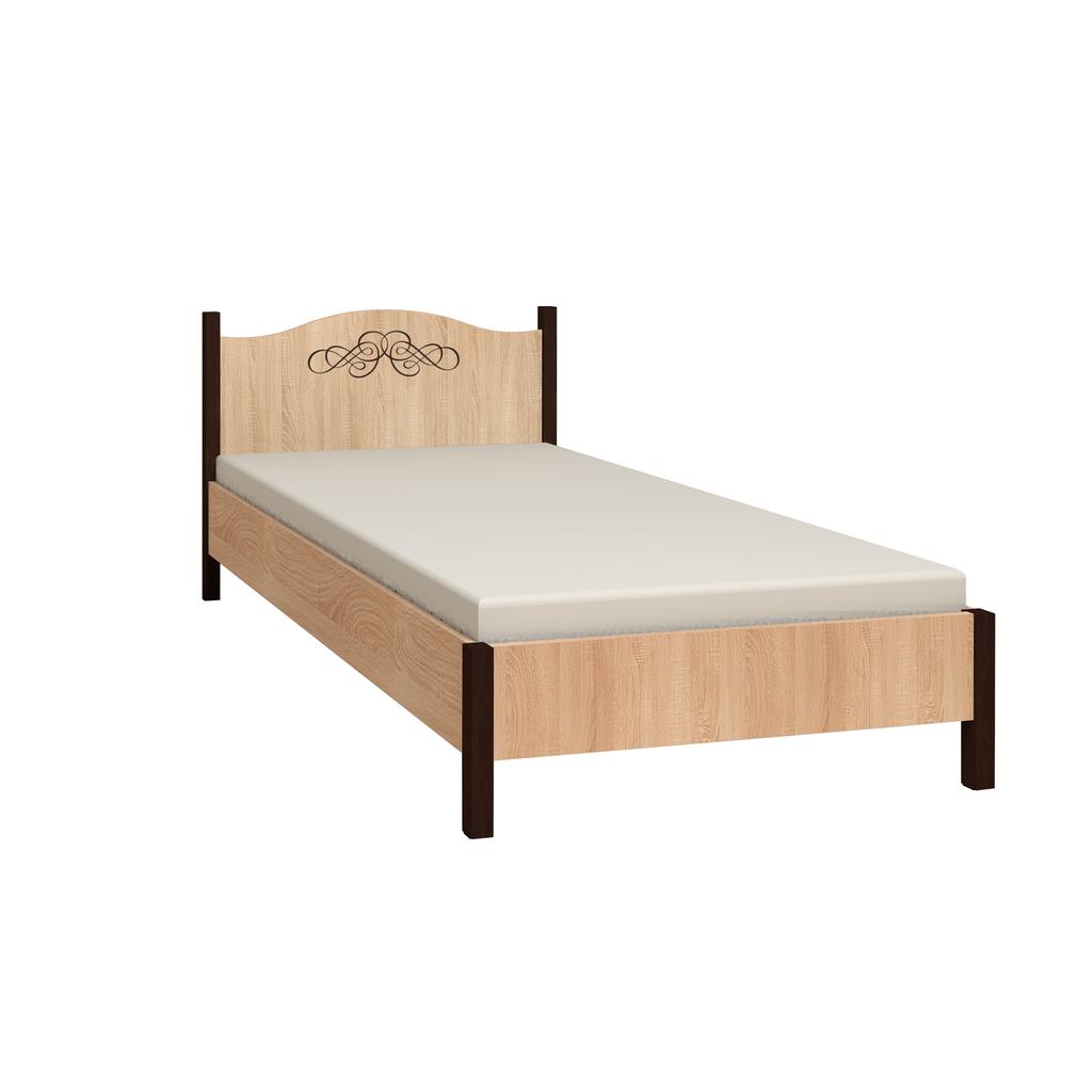 Кровати: Кровать (1200) ADELE 4 в Стильная мебель