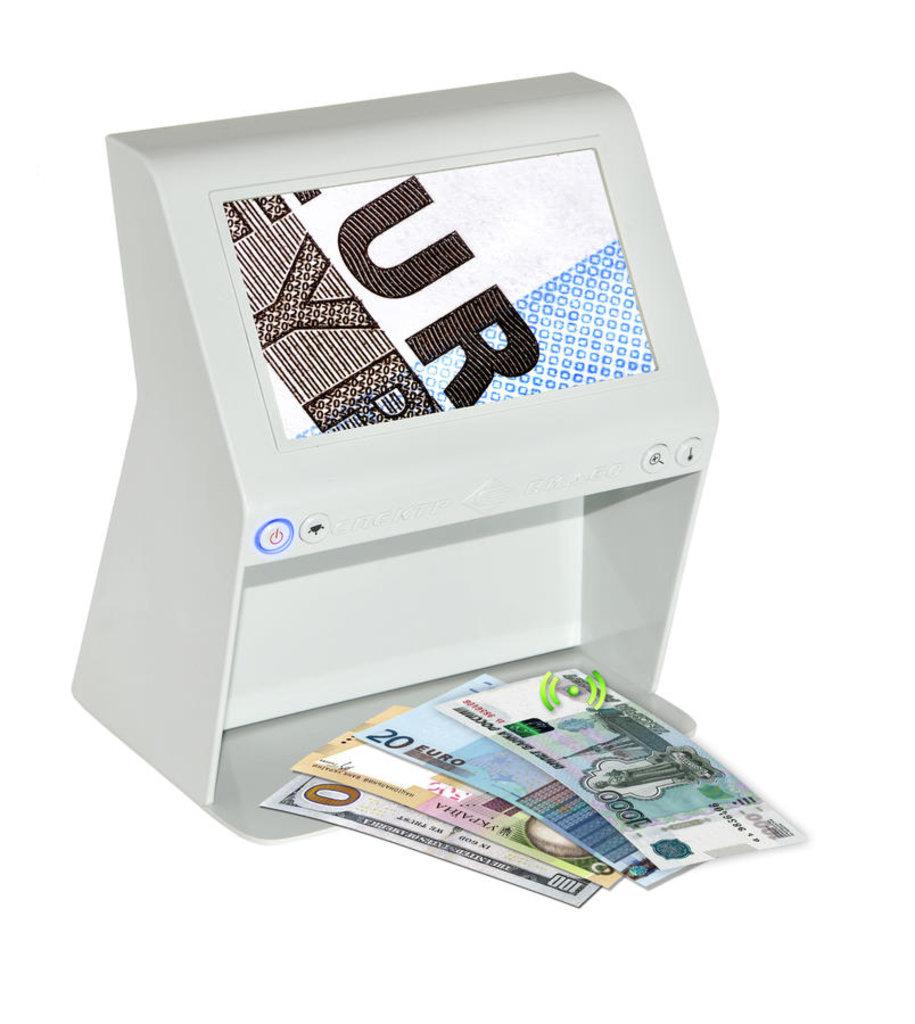 Детекторы банкнот: Спектр-Видео-7МА в Рост-Касс
