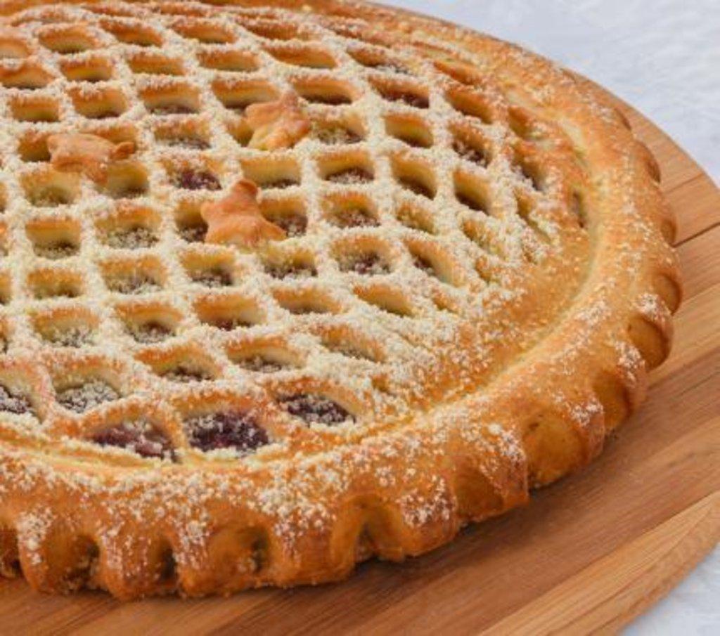 Сладкие: Пирог с Бананом и клубникой в Царевы Пироги