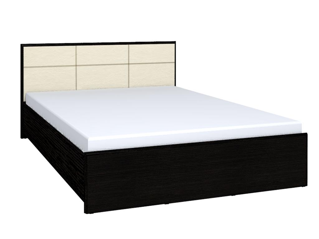 Кровати: Кровать Люкс (1800) Дерево АМЕЛИ 101 в Стильная мебель
