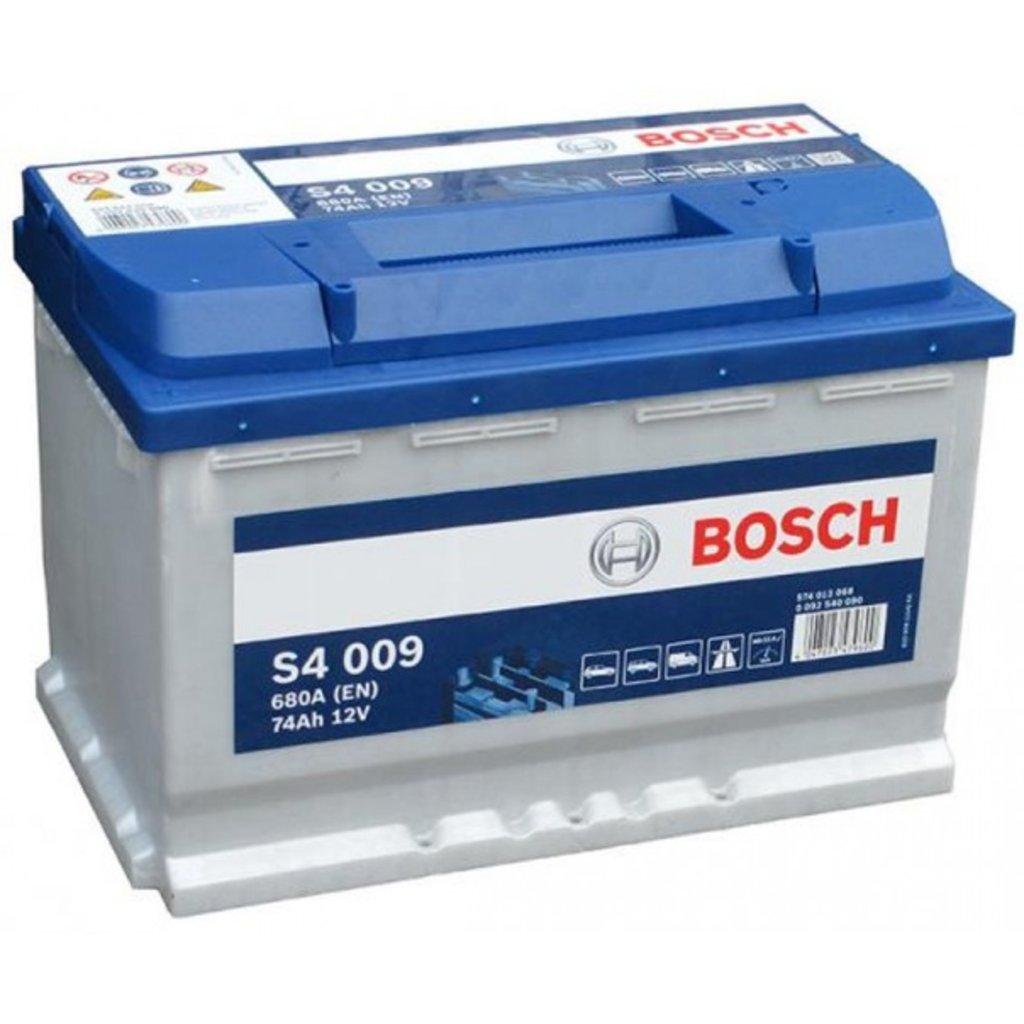 Bosch: BOSCH S4 12V 74Ah 680A в БазаАКБ