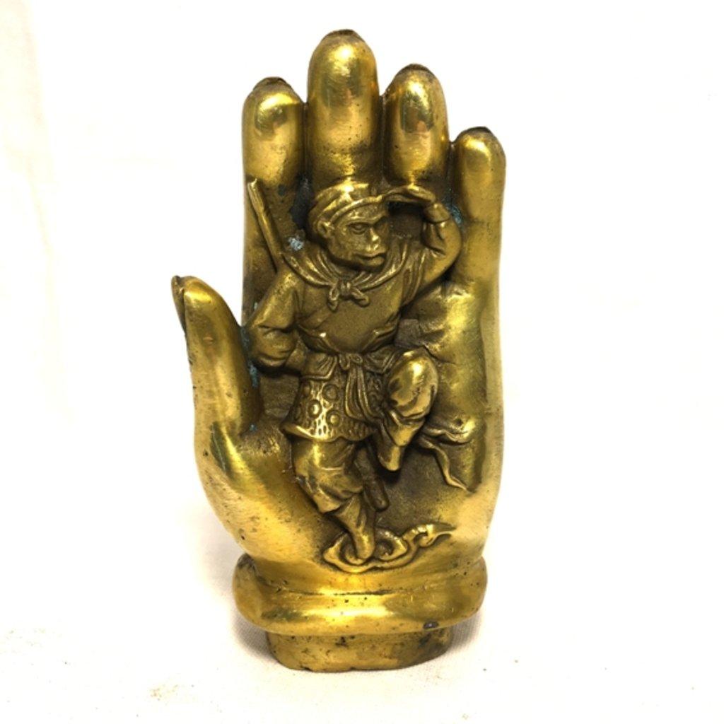 Божества и предметы культа: Бог Хануман в Шамбала, индийская лавка