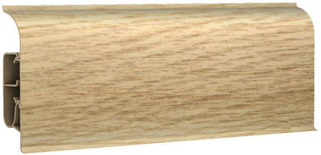 Плинтуса напольные: Плинтус напольный 85 полуматовый 8545 дуб датский в Мир Потолков