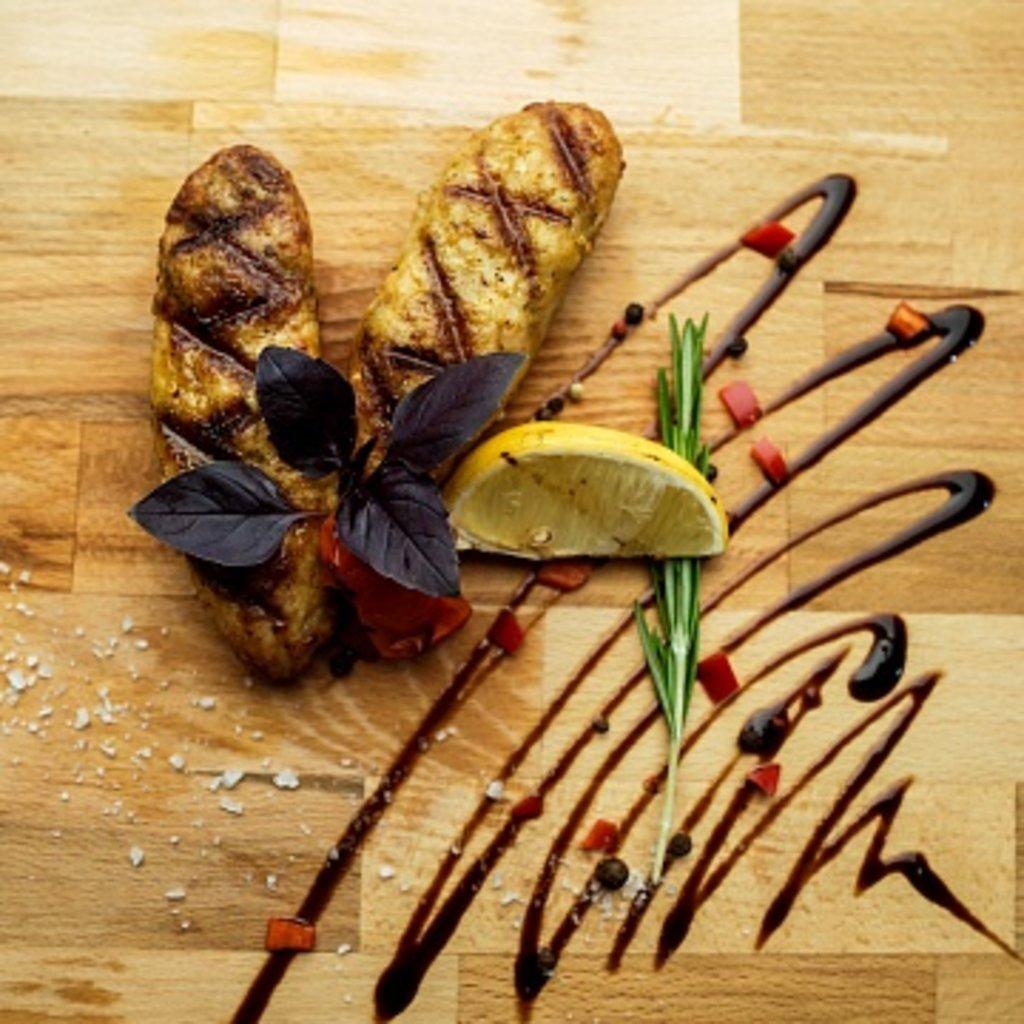 Рыбные блюда: Котлеты из омуля и щуки в Мастер Стейк