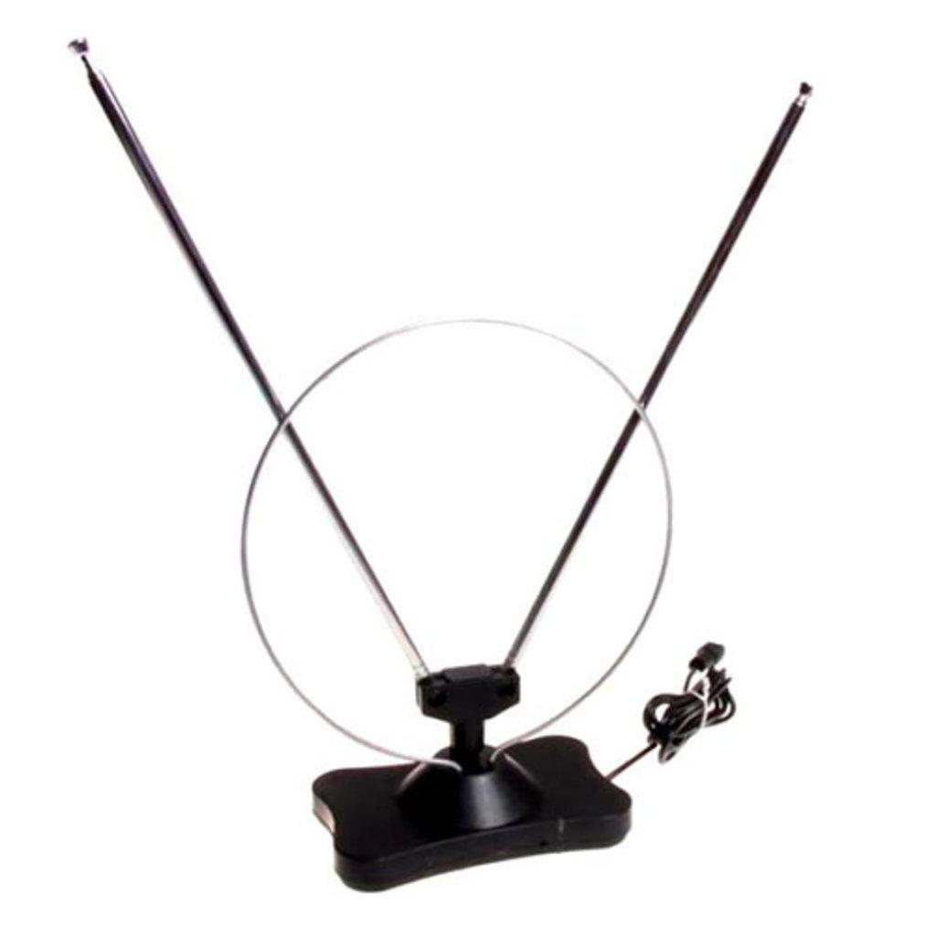 Монтаж, обслуживание спутникового,  антенного оборудования: МОНТАЖ (УСТАНОВКА) АНТЕННЫ КОМНАТНОЙ в Антенн-Сервис