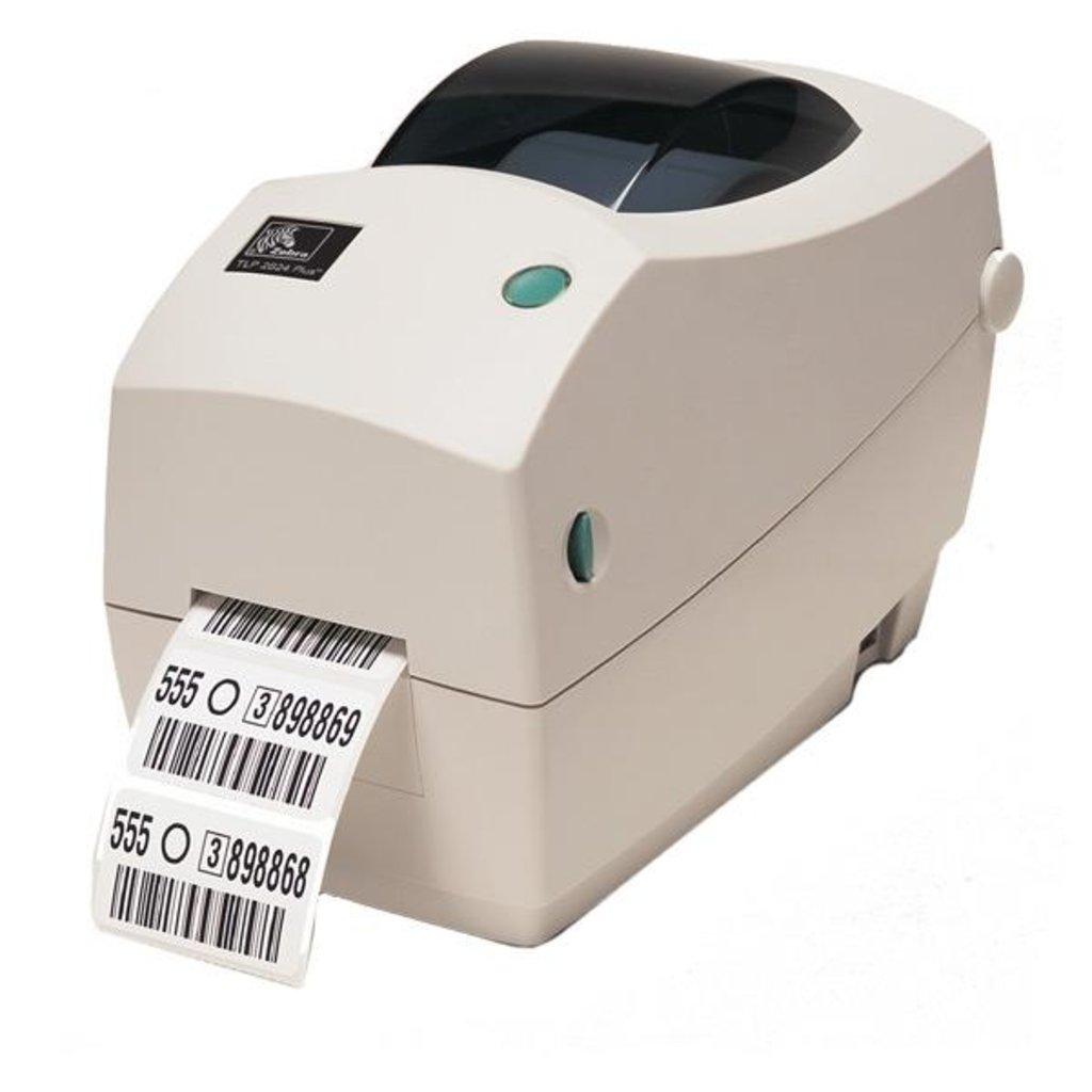 Принтеры этикеток: Принтер Zebra LP/TLP 2824 в Рост-Касс