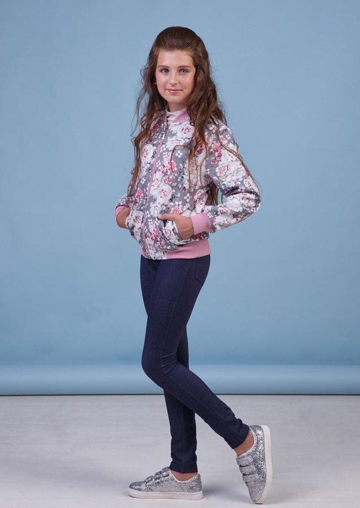 Одежда для девочек: Куртка для девочки 48-8015-1 в Детский универмаг