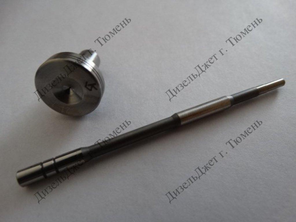 Клапана с штоком: Клапан со штоком F00RJ01714. Подходит для ремонта форсунок Bosch: 0445120050, 0445120071, 0445120161, 0445120177, 0445120184, 0445120185, 0445120187, 0445120188, 0445120193, 0445120204, 0445120267, 0445120332, 0445120336, 0445120356 в ДизельДжет