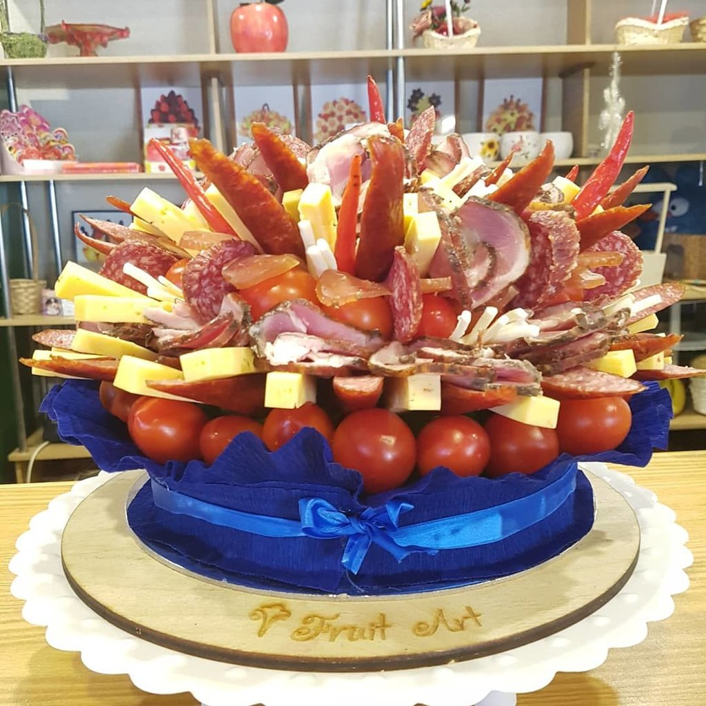 ВСЕ БУКЕТЫ: Форвард в Fruit Art