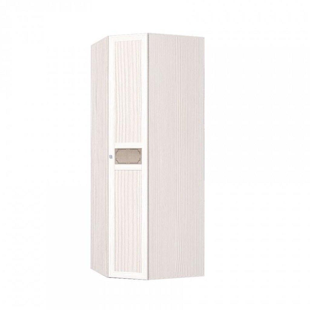Шкафы для спальни: Шкаф угловой + ФАСАД Стандарт Карина 56 в Стильная мебель