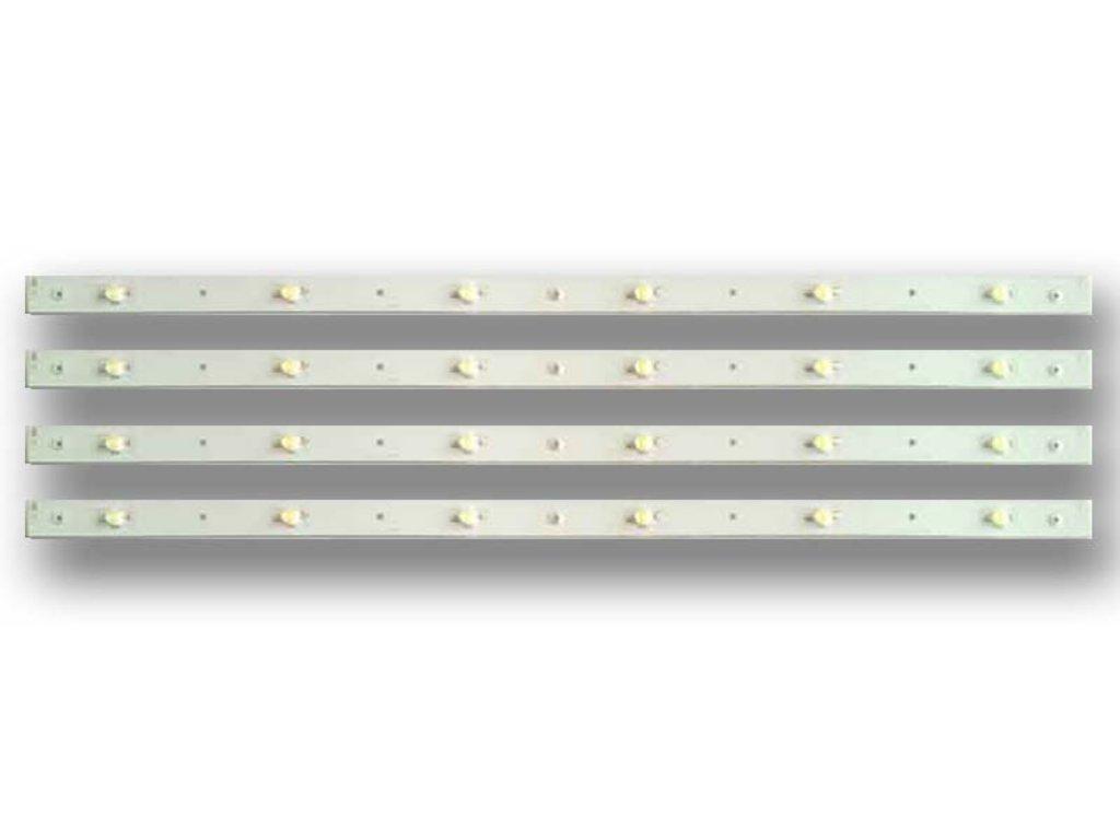 Светодиодные линейки, наборы линеек: Набор LuxON для светильников «Армстронг» в СВЕТОВОД