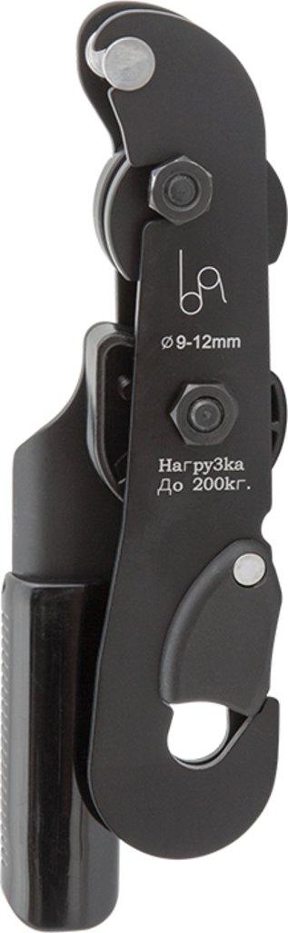 Спусковые устройства Vento: Спусковое устройство Стопор-десантер черный в Турин