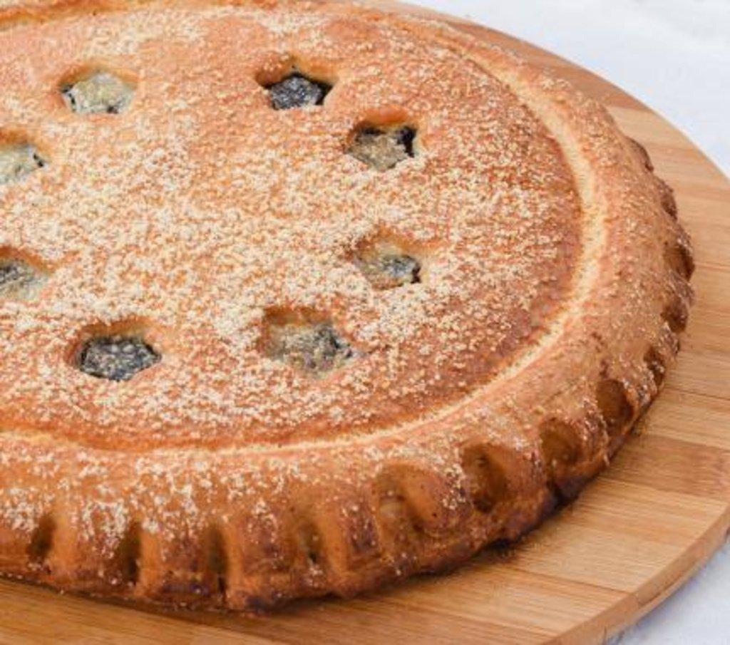 Сладкие: Пирог с Маком в Царевы Пироги