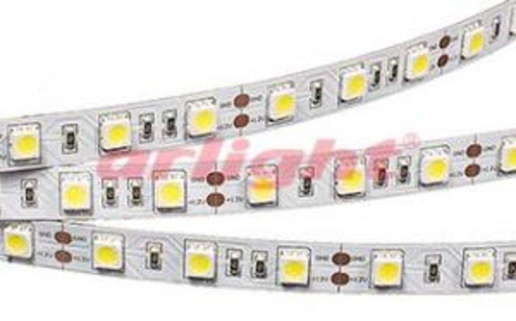 Открытая лента: Лента открытая Arlight LUX RT 2-5000 12V Warm 2x (5060, 300 LED, LUX) в СВЕТОВОД