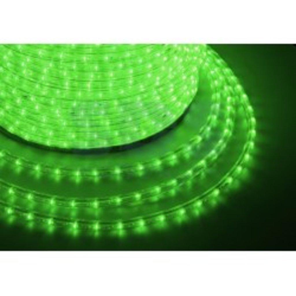 Дюралайт и комплектующие: Дюралайт LED ЗЕЛЕНЫЙ /3-х жильный/ (рез 2м) в СВЕТОВОД