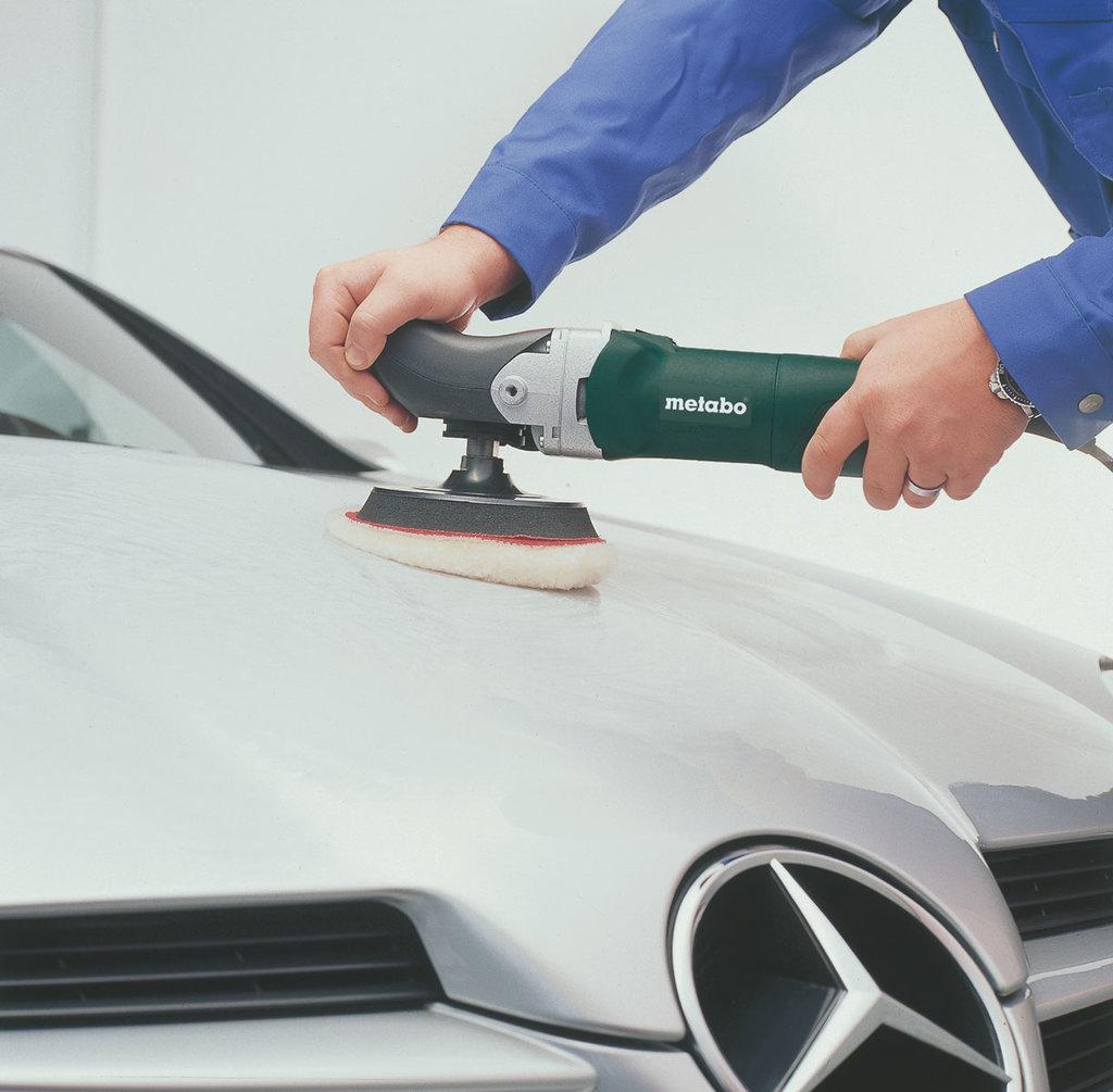 Ремонт автомобиля: Полировка автомобиля в АВТО-СТАНДАРТ, ОАО