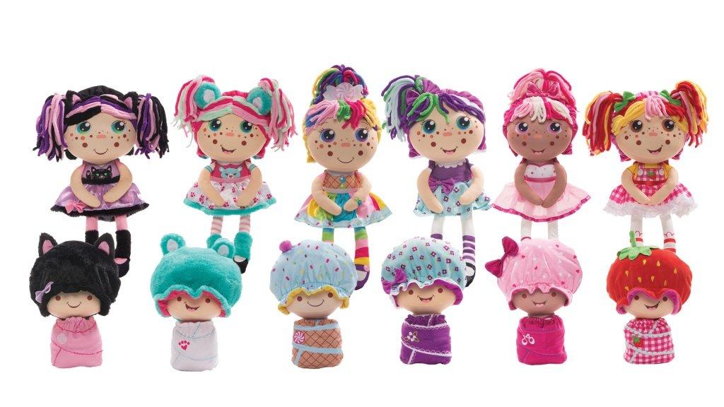 Игрушки для девочек: 🎀Девчушки Вывернушки!🎀 в Игрушки Сити