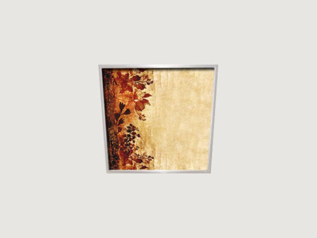 Витражные (стеклянные) потолки: Серия «Универ-Винтаж» в Мир Потолков