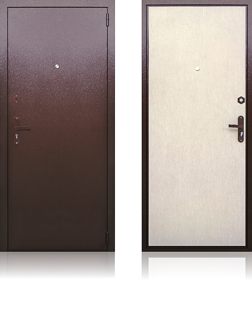 Двери Берлога: Двери БЕРЛОГА. Серия Эконом. ЭК-2 в Двери в Тюмени, межкомнатные двери, входные двери