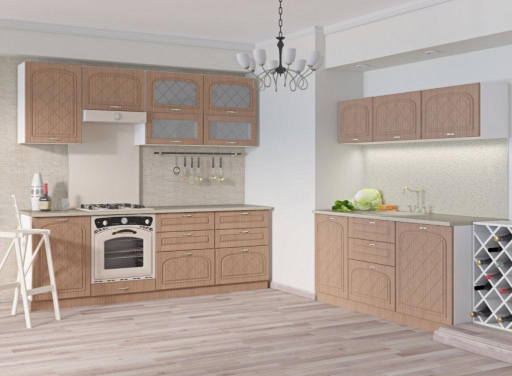 Кухни: модульная кухня Хлоя в Уютный дом