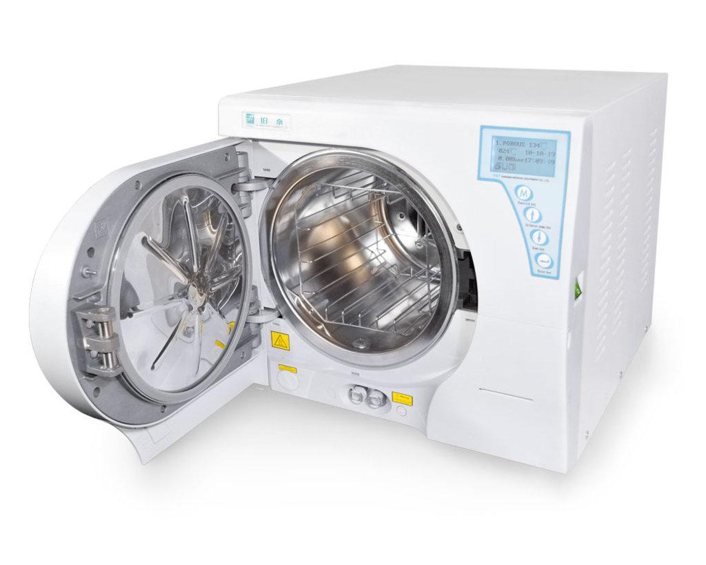 Стерилизационное оборудование: Автоклав BTD17L-A, P&T Medical, Китай в Денталь-плюс