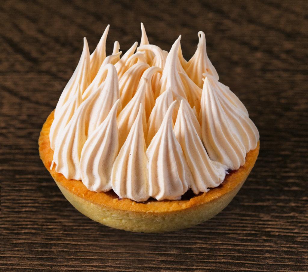 Пирожные: Корзиночка ягодный микс в Провиант