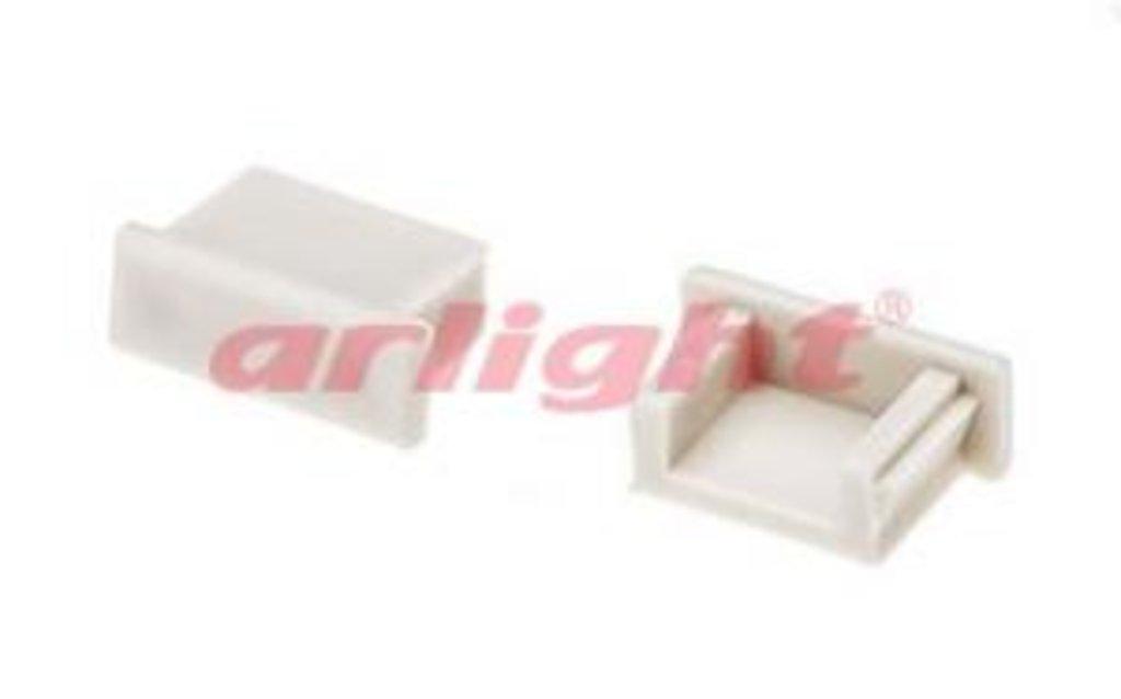 Алюминиевый профиль: Заглушка для MIC глухая в СВЕТОВОД