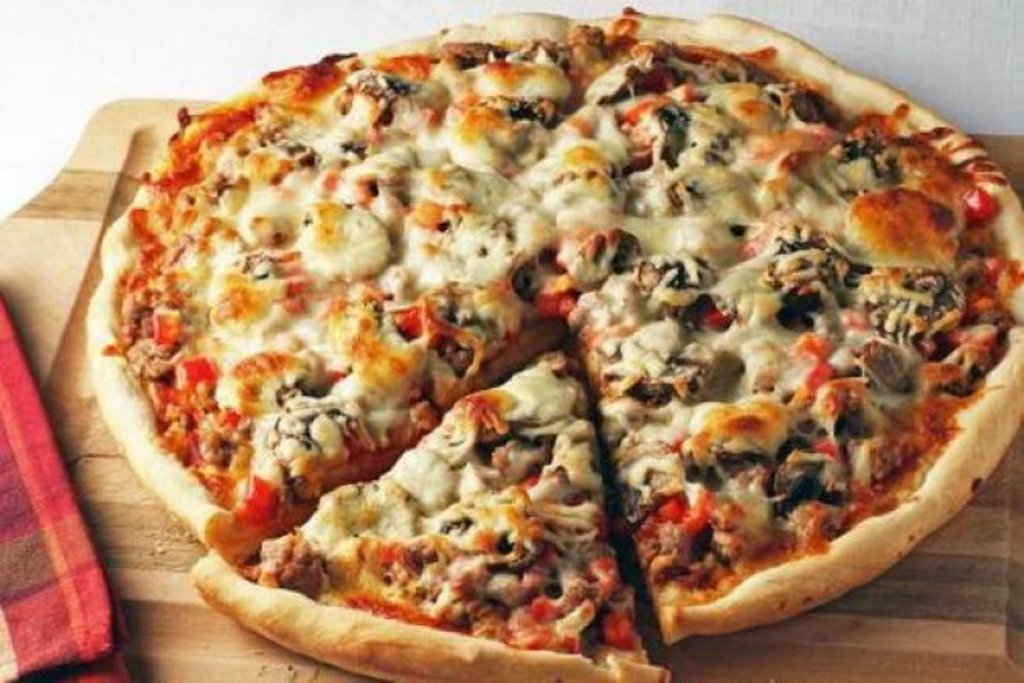 Пицца: Ассорти в Квартал